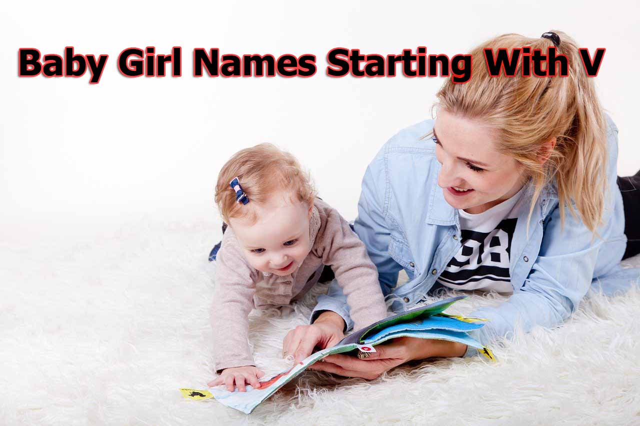 Baby Girl Names V | Indian Baby Girls Name 2020 |