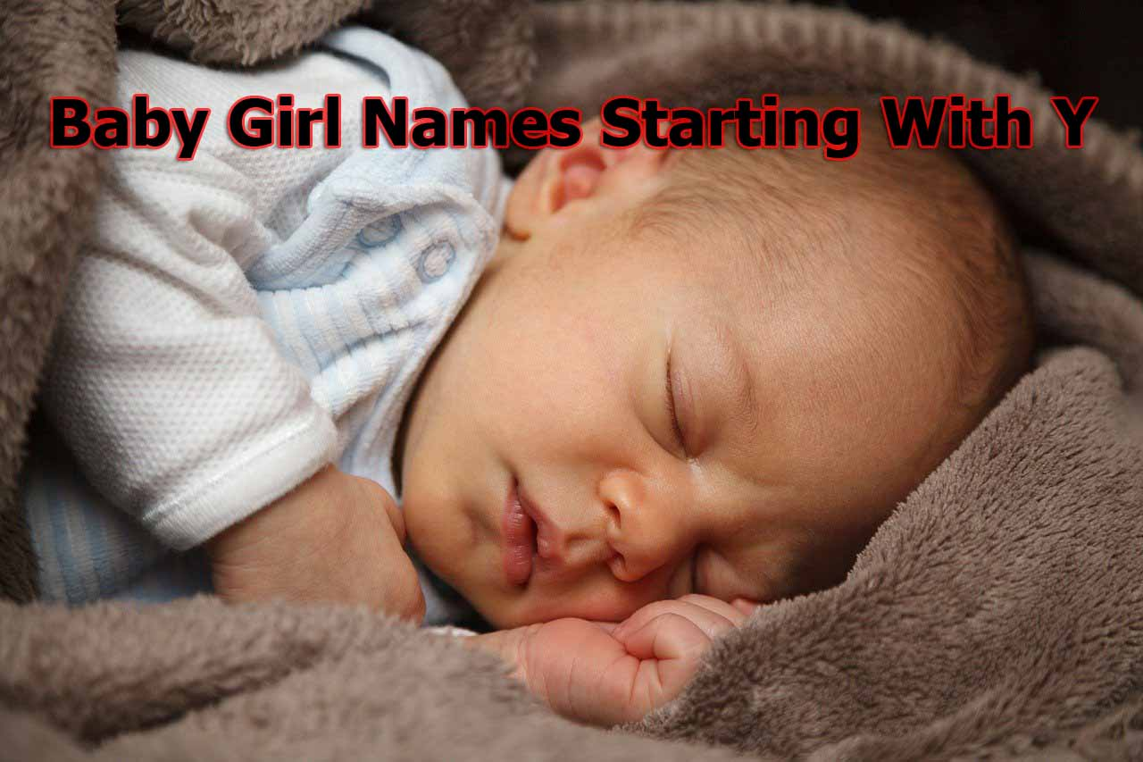 Baby Girl Names Y | Indian Baby Girls Name 2020 |