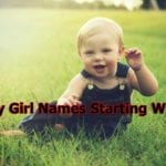 Baby Girl Names New 2020   Baby Girl Names Starting With A
