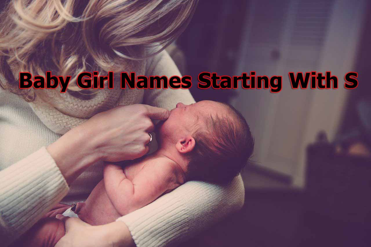 Baby Girl Names S | Indian Baby Girls Name 2020