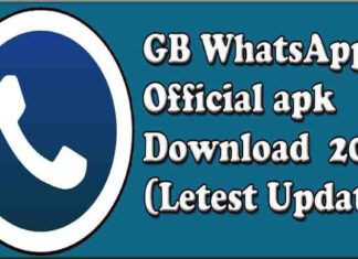 GB WhatsApp Official apk Download 2021
